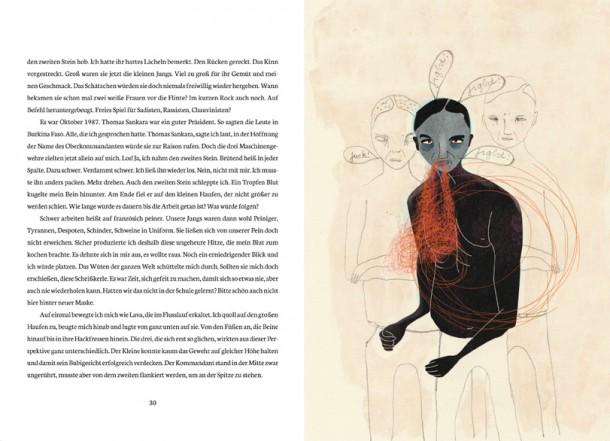 Kurzgeschichten von Saskia Zeller, illustriert von Frauke Berg